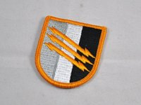 beret flash - Fourth Psychological Operations Group Army Beret insignia combat support shield Cap Beret Flash badge