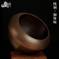 antique singing bowls - Tibetan Jewelry Religious arts and crafts Handmade Bronze Buddhism cm Singing Bowl home decoration