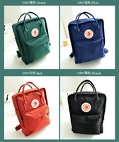 Wholesale New Preppy styles women s backpack Korean Casual middle school bag girl s Canvas backpack women bags