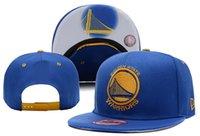 Wholesale Warriors Snapback Basketball Football Snapback Hat Cool Womens Mens Snap Back Cap Backs Hat Hip Hop Cap Sports Cap