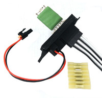 ac motor blower - New Heater AC Blower Motor Resistor w Plug Pigtail For Chevy GMC Pickup Truck order lt no track