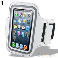 Wholesale Sports Adjustable Arm Band Armband Gym Equipment Case Cover For iPhone Plus