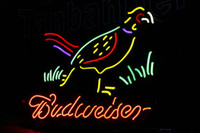 beer can light - Budweiser beer Turkey neon lights signs interior outdoor can change words cm