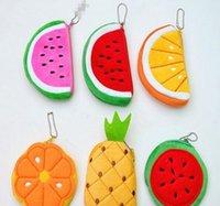 beauty business card designs - Kawaii Fruits Etc Up Designs CM HAND Coin Purse Wallet Pouch Case BAG Women Lady Bags Pouch Beauty Holder BAG Handbag