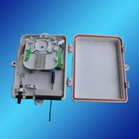 Wholesale Freeshipping Product FDB0208 Fiber Optic Distribution Box Fiber Distribution Box Splitter Distribution Box Freeshipping Good Quality