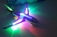 plane model - Daron Airbus A380 LED Light Diecast Air Bus A380 Plane Model for Kids
