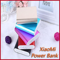 bank hot - High Quality Original mAh XiaoMi Power Banks Hot Selling XiaoMi V A mAh Power Bank For Smartphones And Tablets