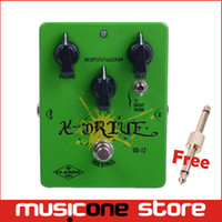 analog overdrive - Biyang OD Triple Mode Analog Overdrive Classic Series True Bypass With Free Connector MU0543
