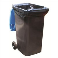 big bag manufacturers - Biodegradable Flat Bottom Packaging Plastic Garbage Bag Manufacturer CM g PC Big Trash Bag from China