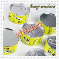 best canned - 10 Pieces Can Creative Condom Sex Products for Safe Latex Canned Condoms Penis Sleeve for Men Best Funny Party Gift Adult Sex Toy Dropship