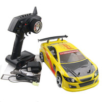 rc car body - RC Ghz Electric Brushed On Road Drift Car Yellow Body Remote Control