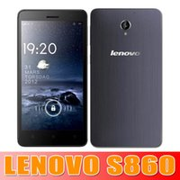 original - Lenovo S860 Quad Core MTK6582 Original Smartphone GHz quot IPS HD x720 Android GB GB mAh Battery waitingyou