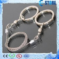 Wholesale Steel Wire Saw Strongest Emergency Camping Hunting Survival saw Tool Camp M