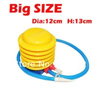 air compressor balloons - big size cm High pump for Inflatable Toy and balloons foot balloon pump compressor gas air pump inflator
