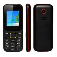 achat en gros de cheap mobile phone in china-DONOD Q3 Cheap China Mobile Feture Téléphone double carte SIM FM Radio Blacklist Téléphone 1.77inch 600mah