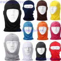 Masks balaclava windproof - 2015 New Hot Sale Good Windproof Winter Sport Face Mask Balaclava Hat for Cycling Skiing Snowboarding