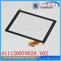 Wholesale New inch Tablet PC Capacitive Touch Screen A11120970029_V02 New IPS Touch Glass Touch Panel
