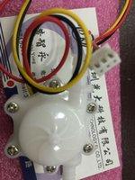 Wholesale unids new cc v mm inside diameter water dispenser coffee flowmeters Flow Sensor WS ZL21C