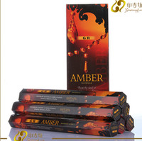 Wholesale Fine Natural Indian incense handmade aromatherapy spices gr muntenite large boxed incense caton box x20 piece