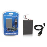 Wholesale For Sony Playstation Replacement Battery Pack For SONY PS4 Controller Charger Cable