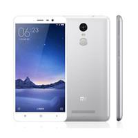 note 3 - 5 quot Original Redmi Note Prime cell phone G Fingerprint unlock mobile phone Octa Core smartphone GB RAM GB ROM MP camera