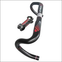 Wholesale bicycle carbon handlebar stem XINSHUN manillar carbono bicicleta carretera bike accessories carbon stem guidon carbone BH17