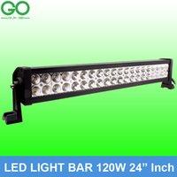 Cheap 120W LED Work Light Bar Offroad Boat Car Tractor Truck 4x4 4WD SUV ATV 12V 24V Spot Flood Combo Beam Strip Lights