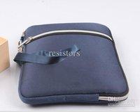 Wholesale 300pcs DHL High Quality quot Portable Bag Handbag Sleeve Protective Case for inch Tablet PC Google Nexus Ainol Novo for ipad mini