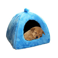 Wholesale New Doghouse Lovely Soft Pet Products New Arrival Dog Bed Pet House Cute Animal House