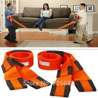 Wholesale Hot Sale Moving Straps Forearm Delivery Transport Rope Belt Home Carry Furnishings Easier Furniture Carry Tools