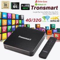 Wholesale Tronsmart Draco AW80 Telos Android TV Box Allwinner A80 Octa Core G G ac G GHz WiFi K K H SATA Smart TV Linux