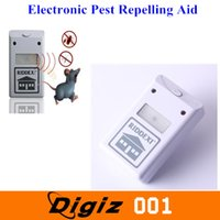 Wholesale 2014 New Riddex Plus Ultrasonic Electronic Pest Control Rodent Mouse Repeller
