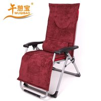 Wholesale Afternoon recreation treasure luxury thicker nap couch folding chair siesta chair office chair folding bed single bed couch