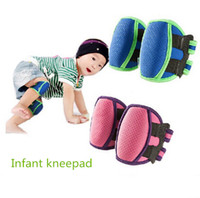 baby essentials leg - b0025 new Children s sports kneepad thicker sponge Fangshuai wear leg warmers baby learn to climb outdoors essential