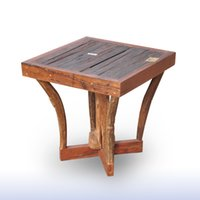 Wholesale Thai handicrafts creative household wood coffee table teak dining tables Southeast Asia living room decoration boutique