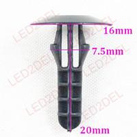 Cheap car bumper clip for honda Best nylon Retaining for honda