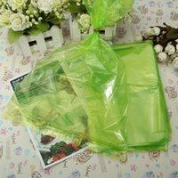 produce bags - Durable Quality Vegetables Fruits Flowers Produce Plastic Green Bags Storage Bag Reusable Life Extender Med Big