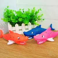 Wholesale Creative Crocodile Rubber Baby Bath Toys Water Toys Sand Play Water Fun Sounds Swiming Animal Toys Beach Gifts Kids Education Items