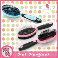 best brush for dogs - Dog Clothes Best Dele Pet Dog Brush Har Comb Massage Cleaning Grooming Products in Combination for All Breeds for