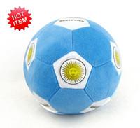 argentina soccer balls - PKFN soft soccer ball Argentina soccer toy soccer fans items