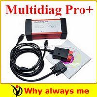 Wholesale 2015 New Multi diag Pro R2 Keygen in CD New Design TCS CDP Multidiag Pro For Car Truck Generic IN1
