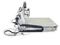 Wholesale Best price axis CNC Z S65J wood metal Engraving Machine with KW water cooling spindlewater cooling spindle