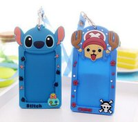 Wholesale 2016 New Cartoon D PVC Bus card holder ID holder The student card Holder for Kids Girls Boys Gift