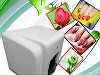 Wholesale Flatbed Printer for Flower Nail Toenail Case Nail Printer with CE