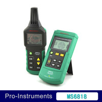 advanced telephone - Mastech Cable Tester ADVANCED WIRE TRACKER Pipe Locator Detector Network Telephone cable LAN Ethernet Wire tester MS6818