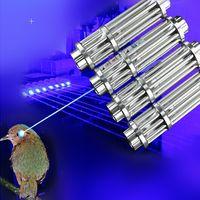 No laser lighter - 100 guarantee powerful mw real power nm blue laser pointer Pen Adjsutable Focus Visible Beam Cigarette Lighter burning
