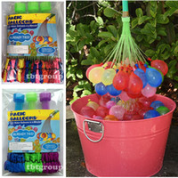 magic toys - Bunch Balloons Colorful Water Magic balloons in bunch can fill per minutes Summer water game toys