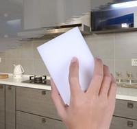 Wholesale Hot Sale Magic Sponge Eraser Melamine Cleaner Multi functional Cleaning x60x20mm