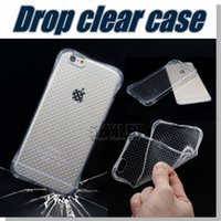 apples first iphone - For Iphone Case Galaxy S7 Case Gasbag Shockproof First Generation Case Samsung S6 Ultra Thin Soft TPU Case Opp Package