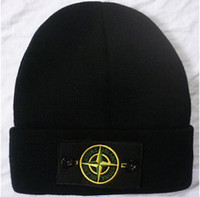 Wholesale pieces brand new stoned is land men hat warm winter hat with high quality